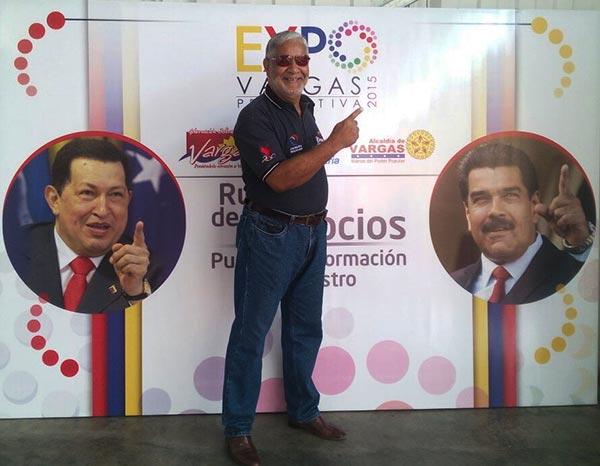 Stermant presente en Expo Vargas Productiva 2015