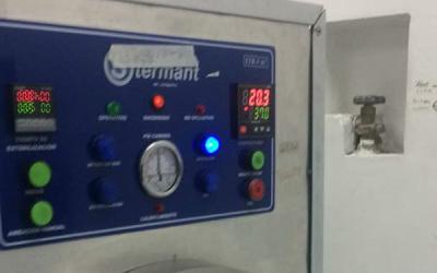 Policlínica San Francisco adquiere esterilizador Stermant